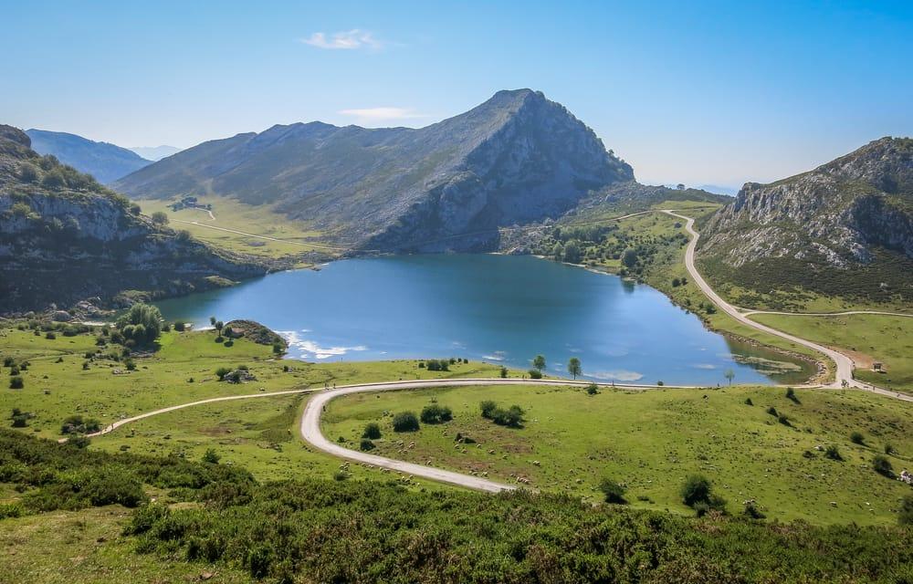 Горы Астурии