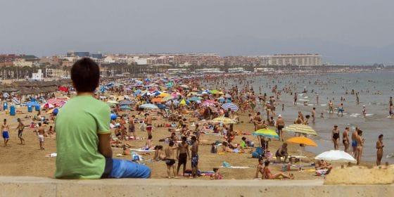 Лучший «туристический» июль в Испании с 1995 года