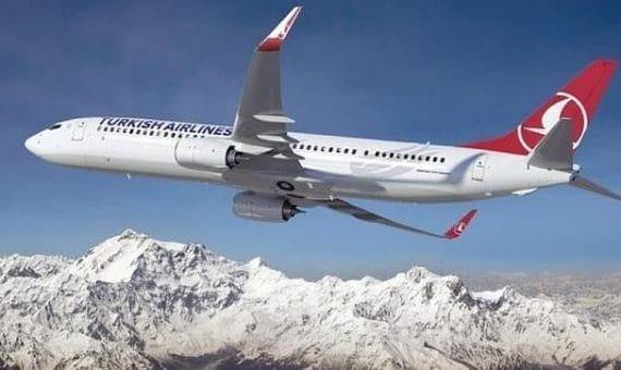 Турецкие авиалинии приближают Эверест к Испании