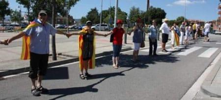 Каталония готовится к празднованию национального дня