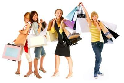 Туристы предпочитают ехать за покупками в Мадрид и   Барселону