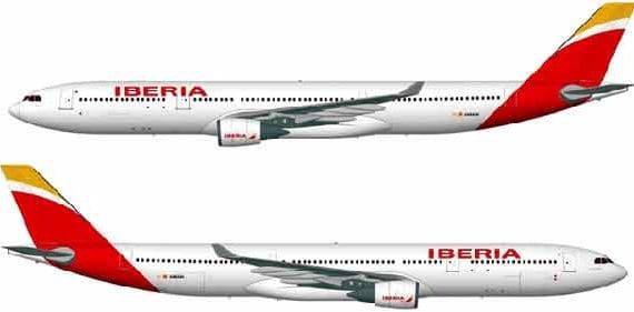 Испанские авиалинии «Иберия» представят свой новый имидж