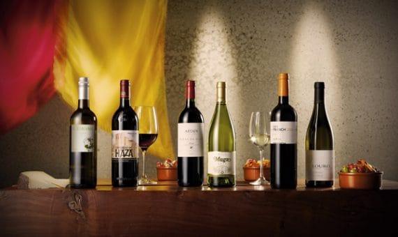 Испанское вино завоёвывает мир
