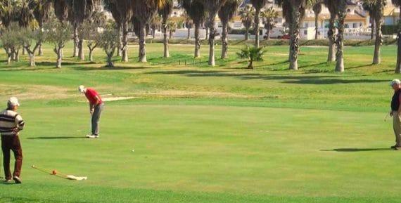 Самые лучшие поля для гольфа находятся в Испании