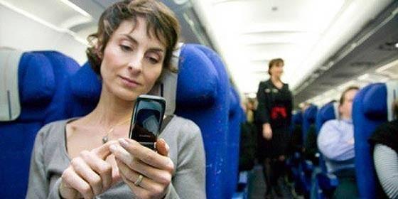 На борту европейских авиалиний будет разрешено пользование   мобильными телефонами и планшетами