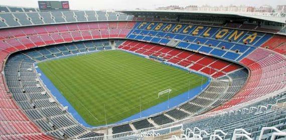 ФК «Барселона» построит новый мини стадион