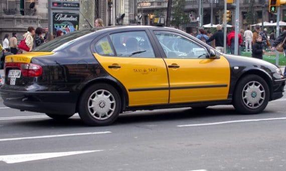 Модернизация такси Барселоны