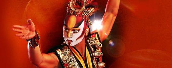 Cirque du Soleil снова выступят в Барселоне