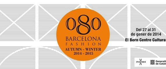 ПОКАЗ МОД 080 BARCELONA FASHION 2014