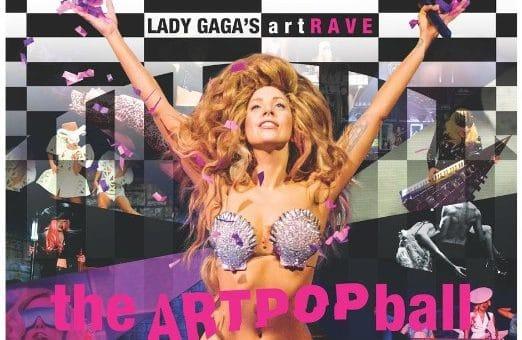 Концерт Lady Gaga  в Барселоне