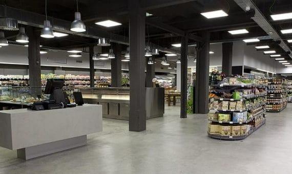 Экологические продукты в Барселоне