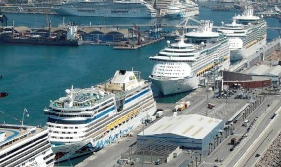 Барселона ожидает 1,5 миллиона пассажиров круизных судов