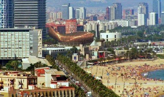 Каталония приняла 7,1 млн. иностранных туристов в первом полугодии 2014