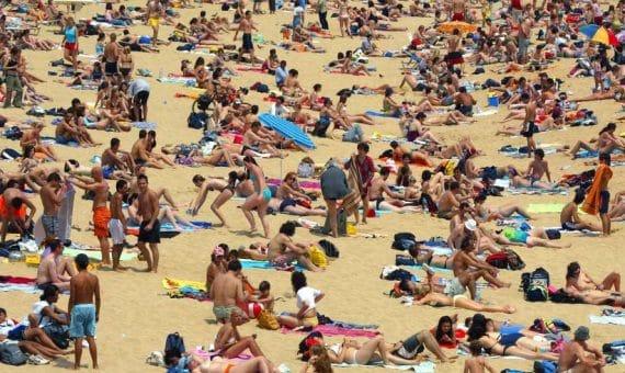Туристические расходы в Испании
