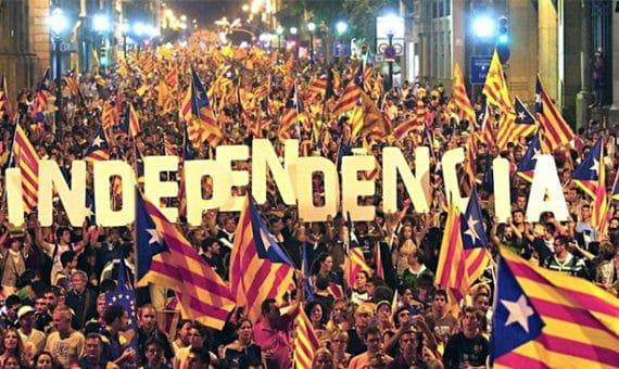 В Каталонии прошёл неофициальный референдум о независимости