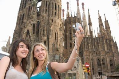 Испанию посетило больше туристов