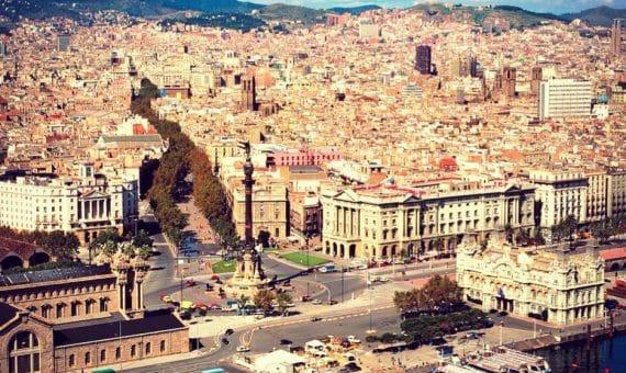 Барселона стала испанской столицей коммерции