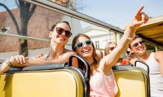 Количество туристов в Испанию возрастает