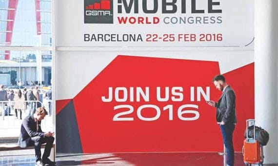 Mobile World Congress 2016 в Барселоне