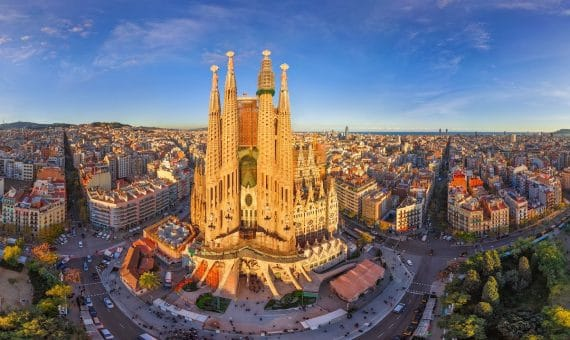 Рост продаж недвижимости в Барселоне