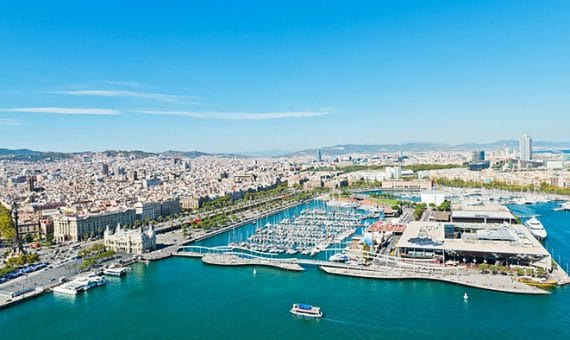 Каталония лидирует по продажам жилой недвижимости до марта