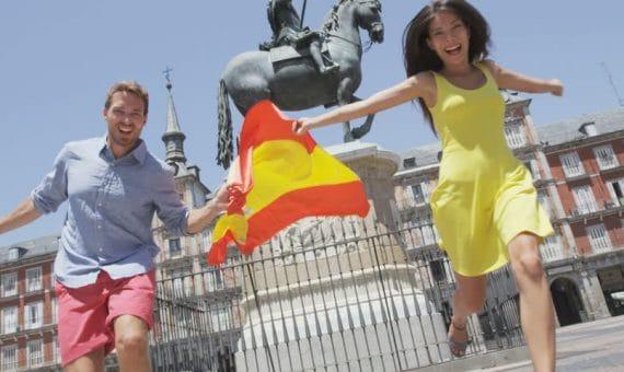 Иностранные туристы потратили в Испании 32,685 миллиона евро
