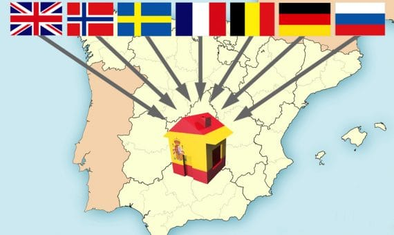 Тип иностранного покупателя недвижимости в Испании