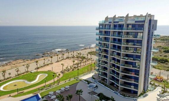 Строительство на побережье Испании выросло на 33%