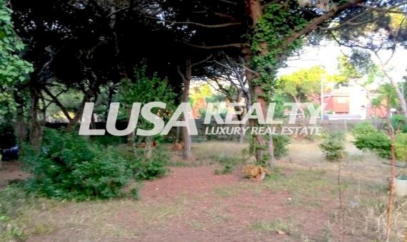 Большой земельный участок с домом под снос или реконструкцию на второй линии моря в Гава Мар | 10808-7-570x340-jpg
