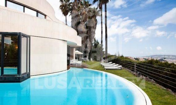 Продажа дизайнерской виллы в зоне  Esplugues Барселона | 10848-15-570x340-jpg
