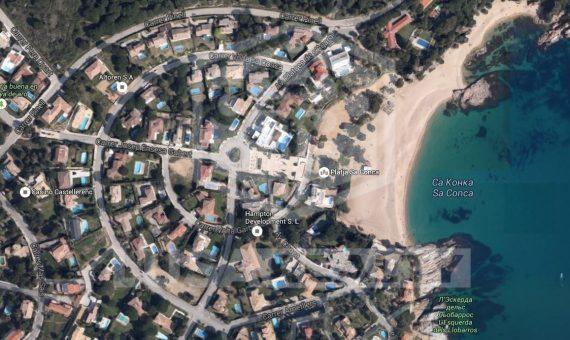 Большой участок у моря на Коста Брава в урбанизации Сагаро | 0-capturajpg-420x280-1-jpg