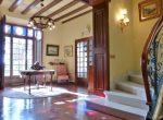 12608 — Старинное поместье площадью 2.500 м2 с разрешением на отель в пригороде Барселоны | 12439-12-150x110-jpg