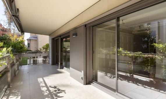 Новая квартира в аренду в районе Сан Джерваси, Барселона | 2