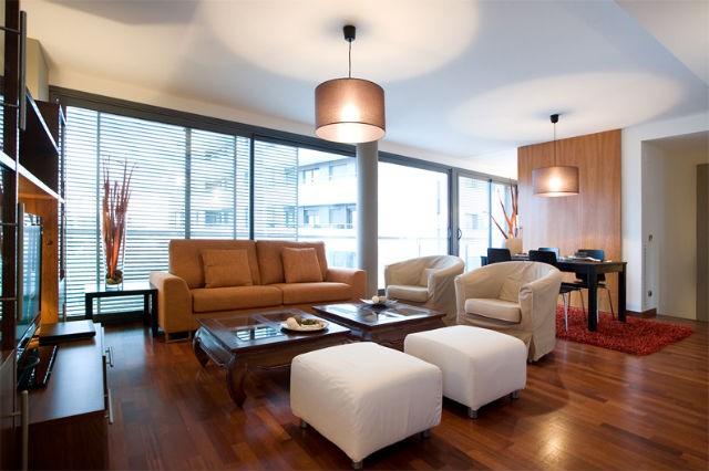 Квартира в Барселоне с туристической лицензией в районе Диагональ Мар