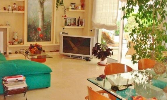 Солнечная квартира у моря с великолепной террасой в Ситжес | 5223-2-570x340-jpg