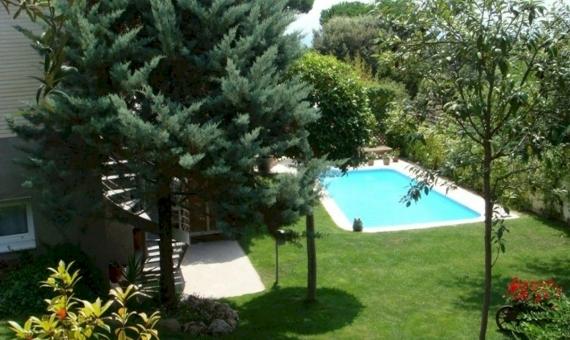 Дом с видом на гольф поля недалеко от моря в Сан-Висенс-де-Монтальт | 6225-9-570x340-jpg