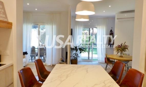 Семейный дом с бассейном в 400 м от пляжа и в 1 км от Британской школы в Кастельдефельс | 6529-16-570x340-jpg