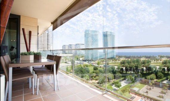 Видовая квартира, элитная недвижимость в Диагональ Мар | 6838-9-570x340-jpg