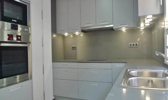 Квартира с террасой 18 м2 в Саррия / Сан Джерваси | 4