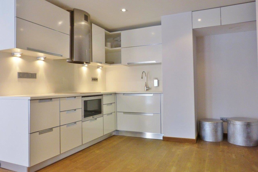 Квартира с ремонтом в 300 метрах от моря в Ллорет де Мар
