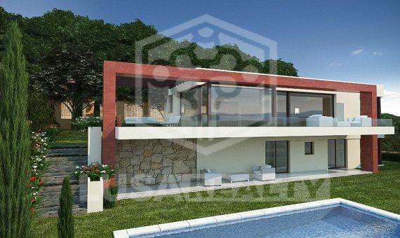 Вилла 315 м2 с бассейном и гаражом в Бегур | 9206-4-570x340-jpg