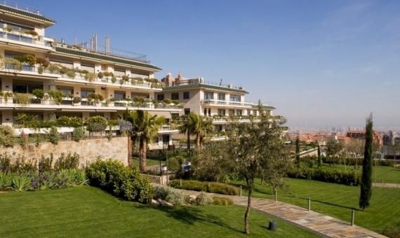 — Квартира в элитной новостройке в Саррия  Сан Джерваси | 9345-2-570x340-jpg