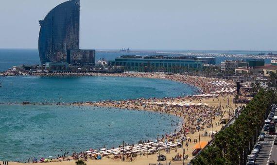 Рекордное число туристов в Испании
