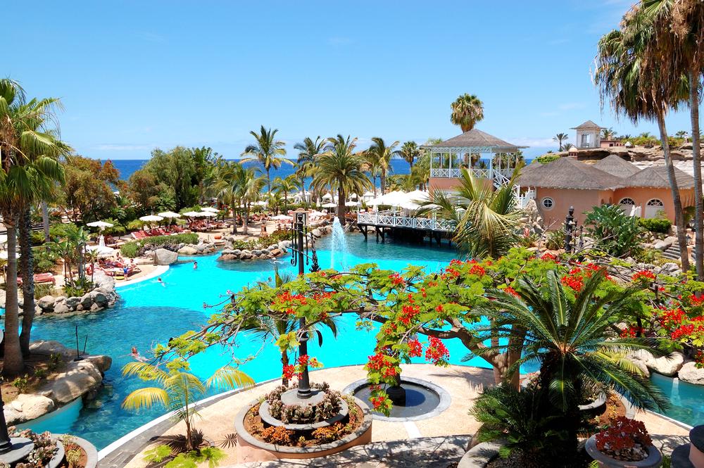 Тенерифе – один из главных туристических регионов Испании