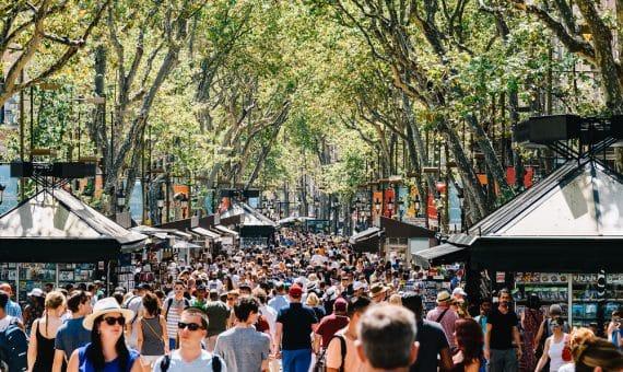 Туристический бизнес в Барселоне