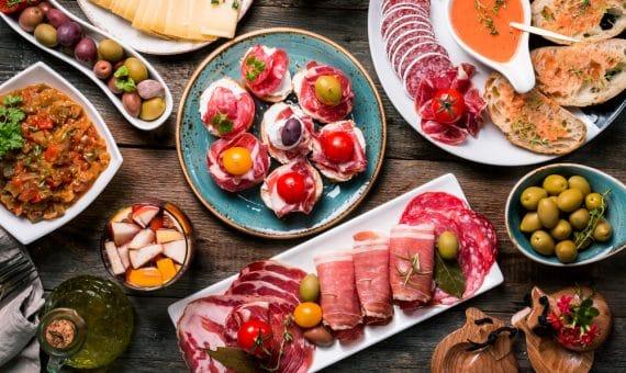 Традиционные блюда испанской кухни