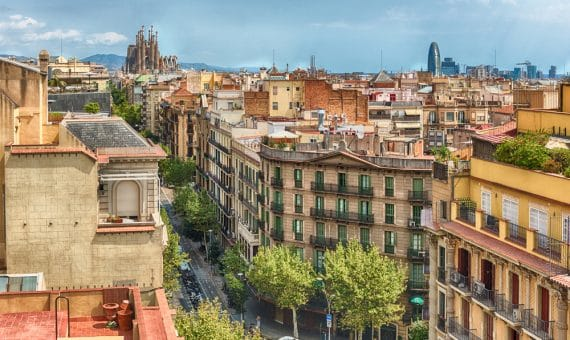 Эшампле — один из лучших районов для жизни в Барселоне