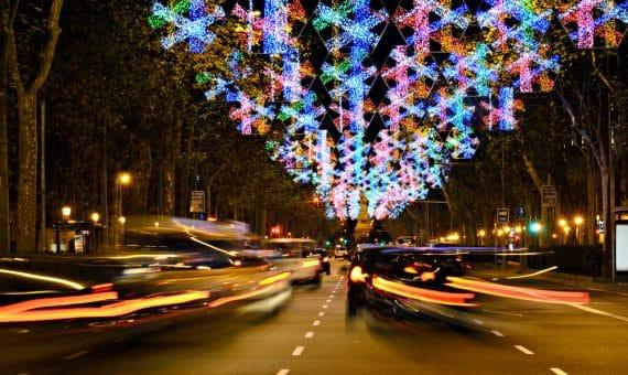Зимние развлечения в Барселоне