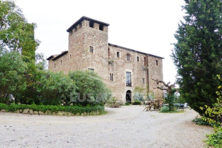 личный замок в Испании