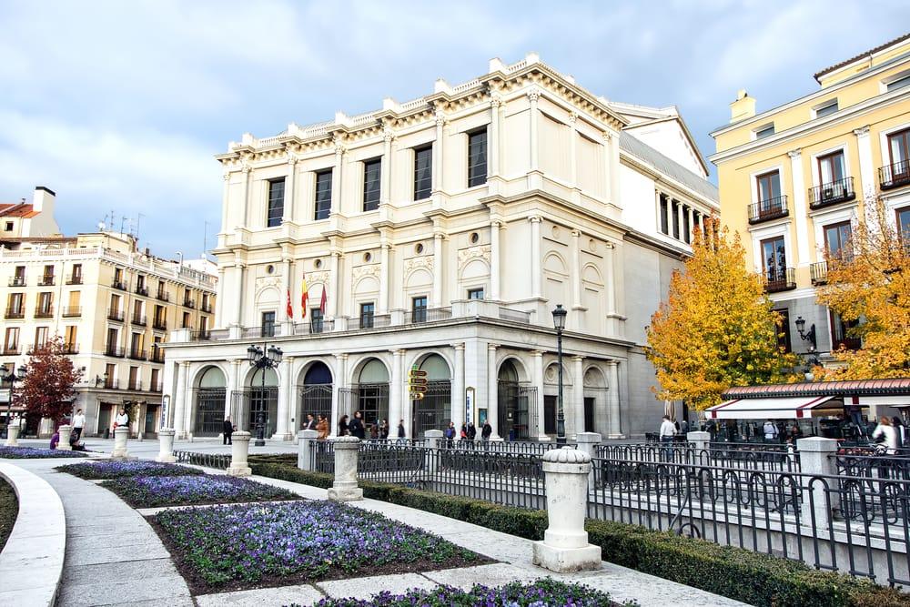 Королевский театр Мадрида
